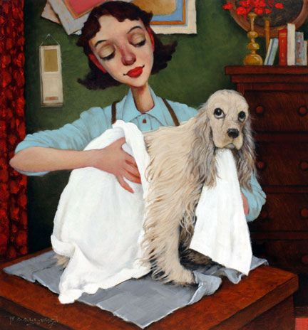 Fred Calleri              Sheen and Be Seen