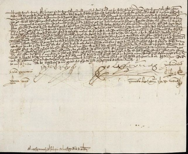 De Sancho Iv A Jacinto Benavente Mas De Cien Manuscritos Para