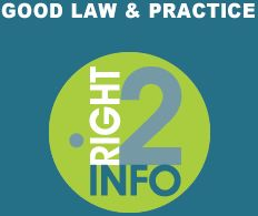 NGOs, Information Commission/ers and other Resources — Right2Info.org