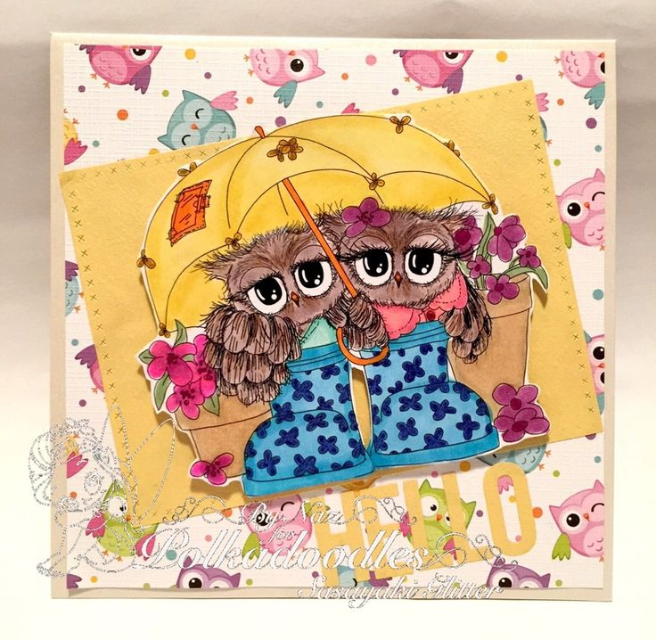 My card for Polkadoodles Things with Wings challenge http://polkadoodle.blogspot.co.uk/ More details on my blog http://sasayakiglitter.weebly.com/blog/polkadoodles-challenge-things-with-wings