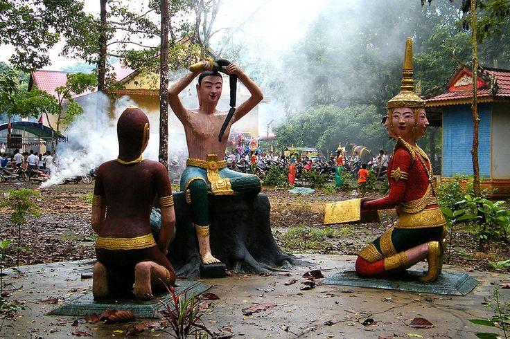 Suong - Wat Oudong