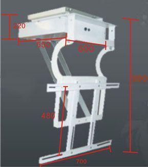 Best 25 motorized tv mount ideas on pinterest rv tv for Motorized tv ceiling mount