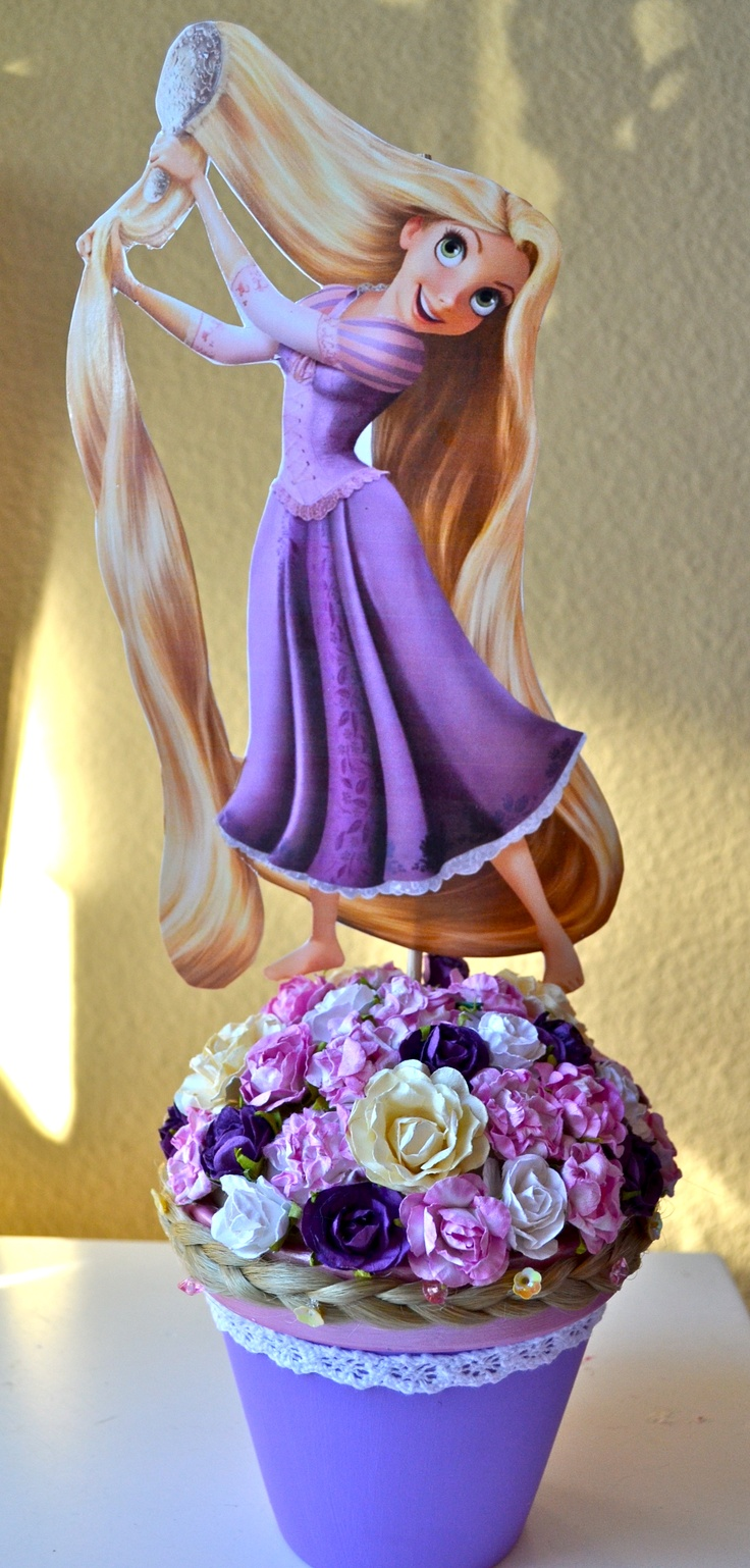 Tangled Centerpiece  https://www.etsy.com/listing/123670097/rapunzel-tangled-inspired-centerpiece
