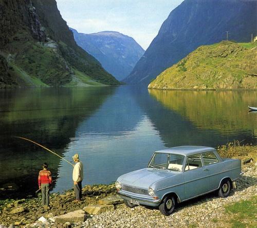 1965 Opel Kadett