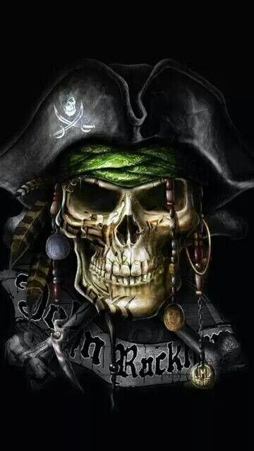 ~Pirate Skull † ~