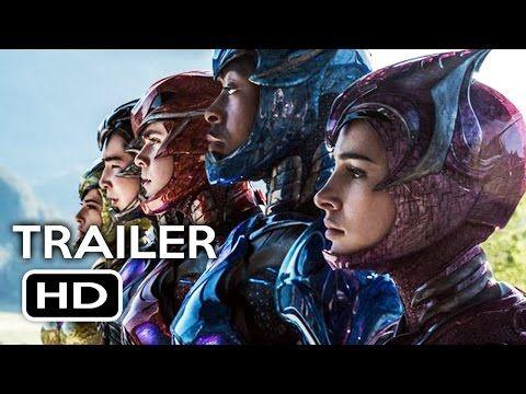 Power Rangers Official Trailer #1 (2017) Bryan Cranston, Elizabeth Banks Action Fantasy Movie HD - YouTube