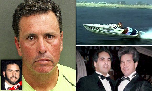 Original 'cocaine cowboy' is arrested after 26 years on the run