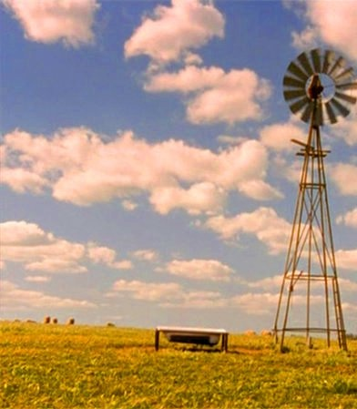 I will have this in my YARD Soon.....My Favorite windmill - from McLeod's Daughters the Australian Show