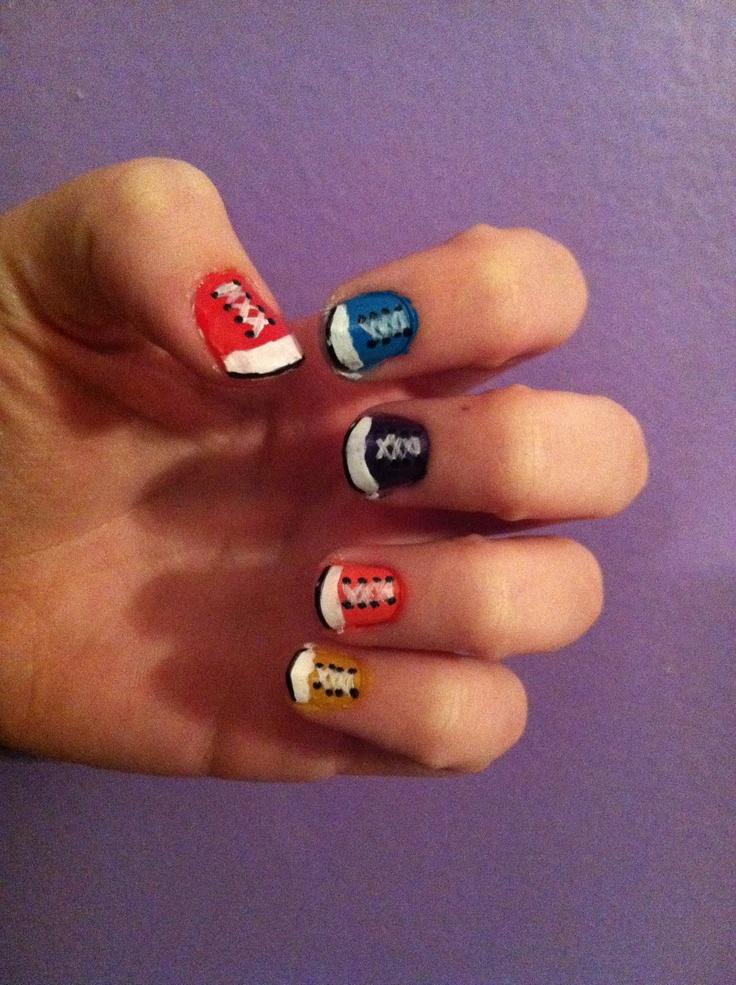 15 best Bubblegum Nails images on Pinterest   Cute nails, Gumball ...