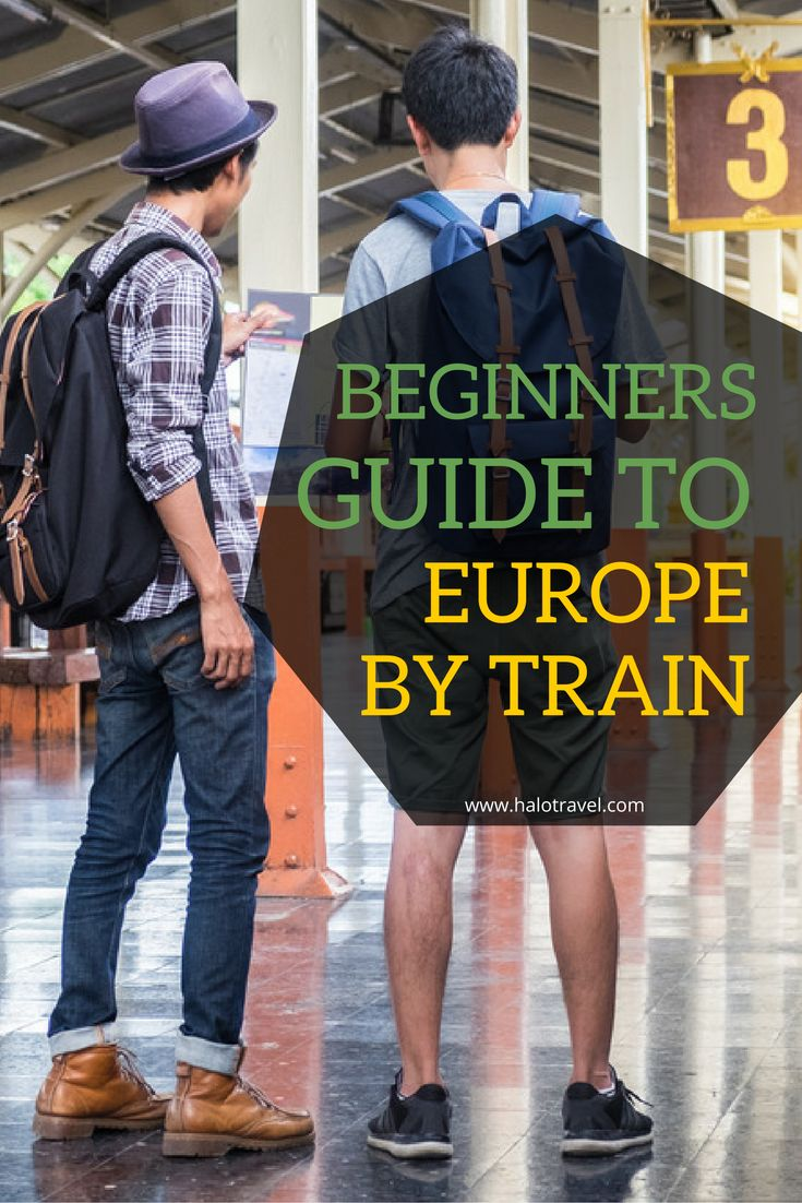 Train travel in Europe is often seen as a unique travel experience. Our beginner's guide to train travel in Europe will give you a general idea how to get inspired, plan, and travel in Europe by train.