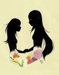 mother daughter tattoo?