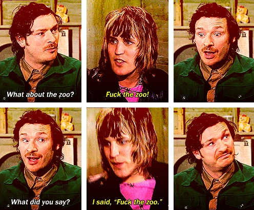 I wish THE MIGHTY BOOSH would return.