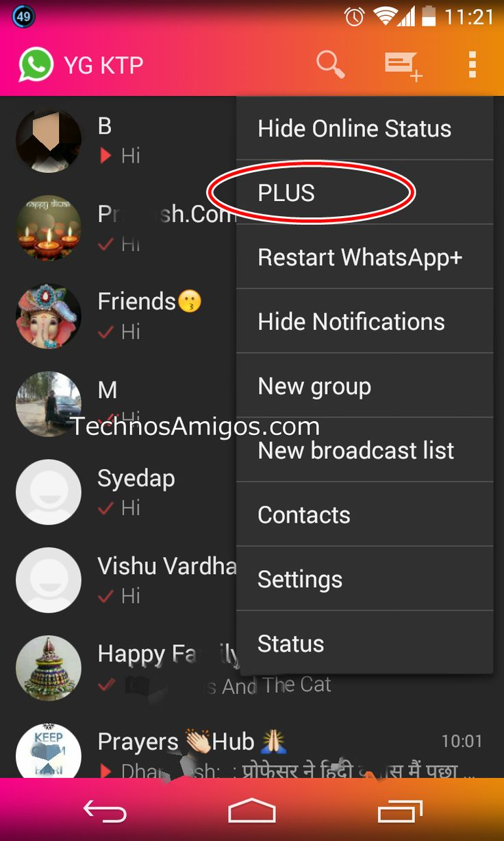 How to Change WhatsApp Plus Themes