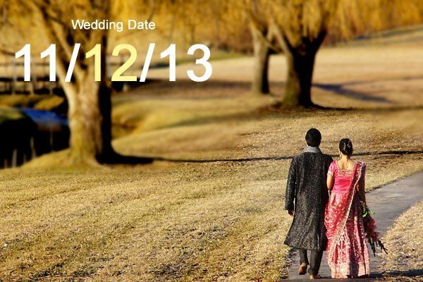 Charm of the Iconic Wedding Date 11.12.13