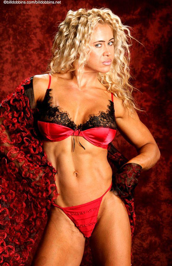 Alexandra Kobielak from Poland has a very