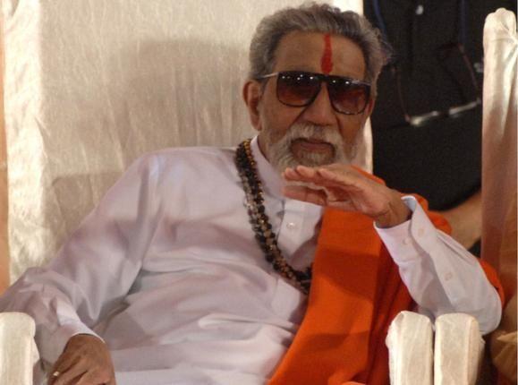 Bal Thackeray critical