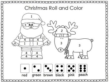 1000+ images about Math Roll & Color Games on Pinterest ...