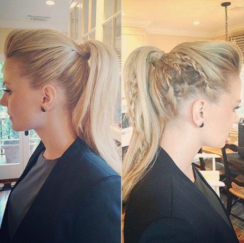 Jennifer Morrison's hair, and I love it.