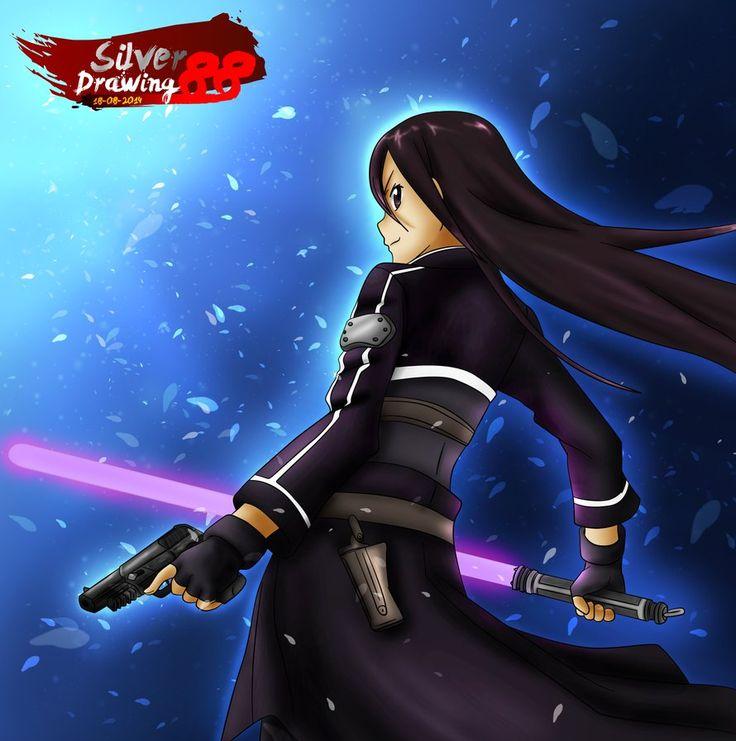Kirito - Gun Gale Online by Nabuco88 on DeviantArt