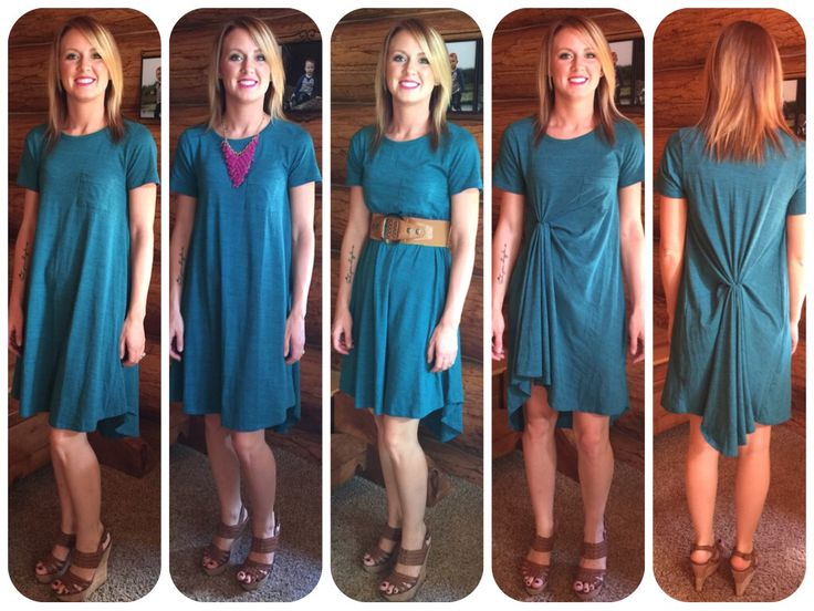 Carly - dressed down, dressed up, belted or tied!  Come shop with us: https://www.facebook.com/groups/lularoekateandlea