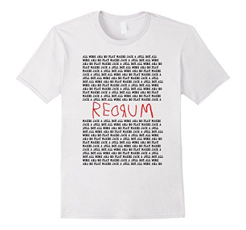 Men's Don't mess with Jack T-Shirt Medium White Geek me that http://a.co/eEiNQA4