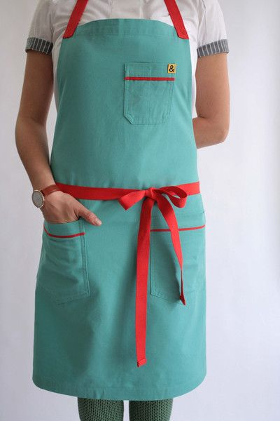 CORAL SEA APRON. Hendley and Bennett.