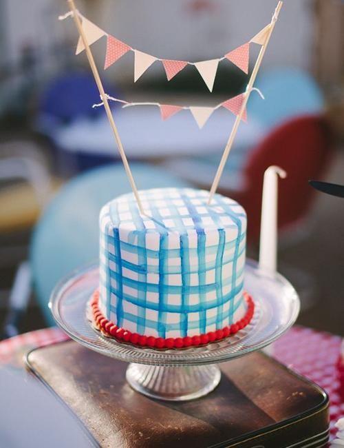 fiesta infantil toppers tarta cumpleaños10 10 Toppers para decorar una tarta de cumpleaños