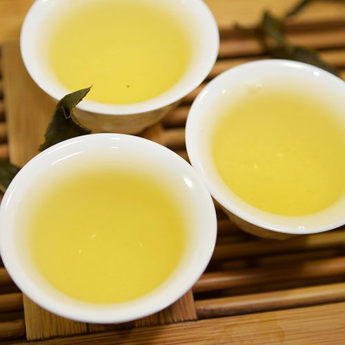 Good tea to reduce inflammation : chamomile, white, green, Oolong