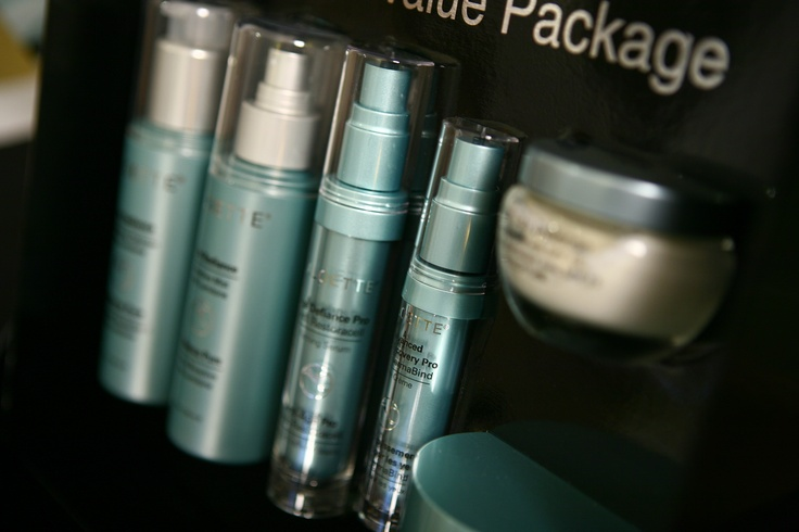 #aloettefall-The Platinum Value Package simply the BEST in anti-aging skin care...
