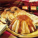 Rosemary Cheese with Fig Preserves Recipe | MyRecipes.com