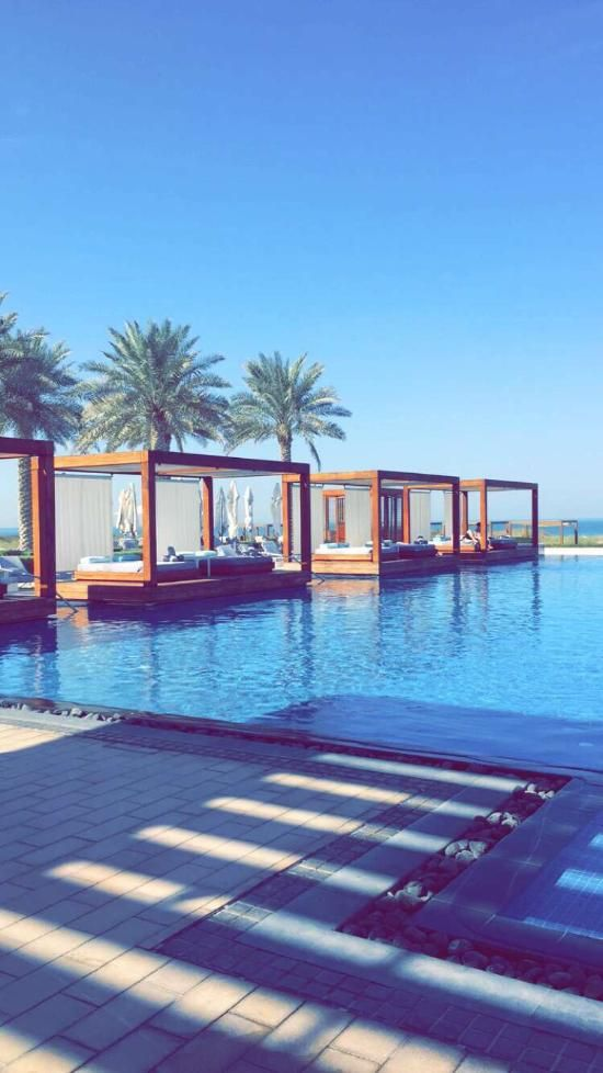 Saadiyat Public Beach, Abu Dhabi
