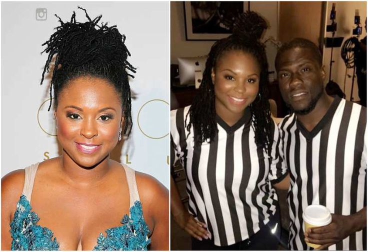 Kevin Hart's now ex-wife Torrei Hart