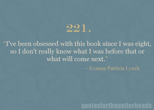 Quotes for the Potterheads #221