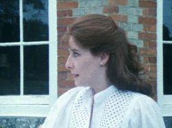Lady Jane Felsham played by Phyllis Logan (aka Mrs. Hughes in Downton Abbey) on Lovejoy.