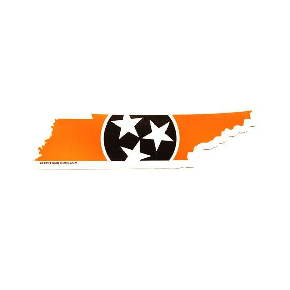 Tennessee knoxville traditional sticker state traditions