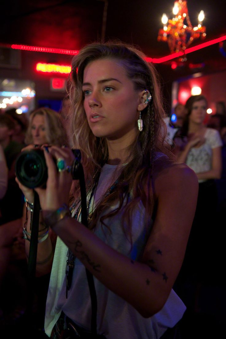 Amber Heard in 'Magic Mike XXL.'