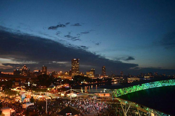 Summerfest Milwaukee, WI