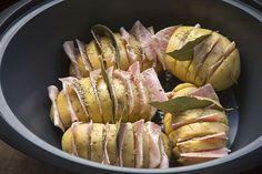 patatas haselback en tmx