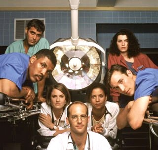 ER~with the original cast (meaning when it was good)