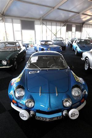 Lot 125 1971 ALPINE A110 1600 GROUPE 4 USINE s/n 17266 � Artcurial ...