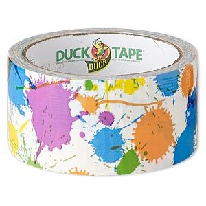 Glues and Adhesives Multicolored