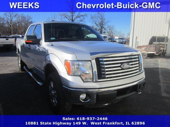 Cars for Sale Used 2011 Ford F150 in 4x4 SuperCrew West Frankfort IL & 61 best my fav ford f-150 harley davidson images on Pinterest ... markmcfarlin.com
