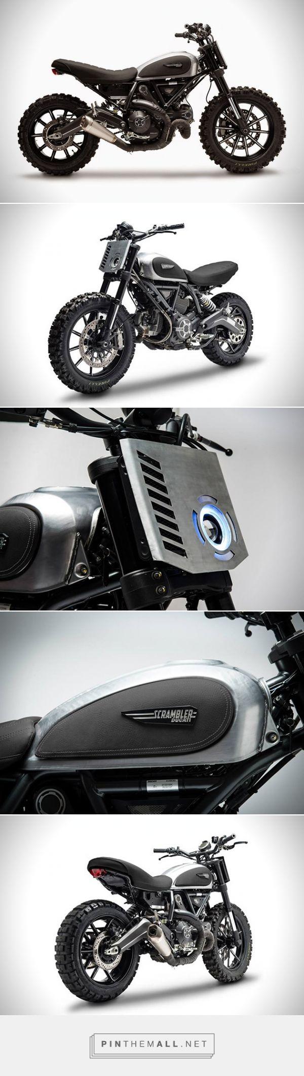 Ducati Scrambler Dirt Tracker | HiConsumption - created via http://pinthemall.net