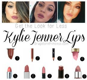 9 Kylie Jenner Lipsticks Under $9 (You're Welcome) Kylie Jenner's amazing makeup transformation has inspired thousands of beauty junkies around the world - she blossomed into a true mini-Kardashian...