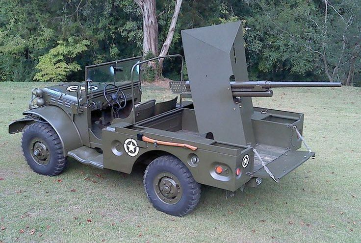 The Dodge WC series was a range of light military trucks produced by Dodge during World War II. The series included weapon carriers, telephone installation trucks, ambulances, reconnaissance vehicles, mobile workshops and command cars. They were replaced after the war by the Dodge M-series vehicles. WC was a Dodge model code: W for 1941 and C for half-ton rating. The C code was retained for the ¾ ton and 1½ ton 6×6 Dodges