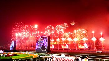 Meydan World Cup Ceremonies: Meydan Rocks | Excellence Awards content from Live Design Magazine