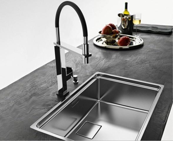 Centinox Kitchen Sink By Franke