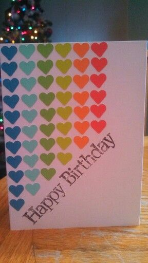 37 Best Handmade By Me Images On Pinterest Anniversary Cards