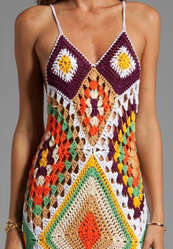 Outstanding Crochet: Dress:
