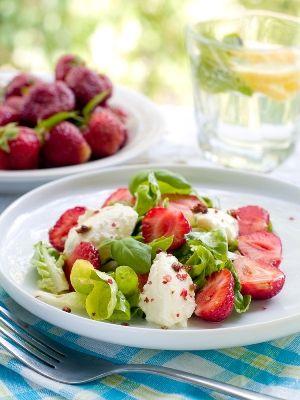 3 Yummy Summer Salads